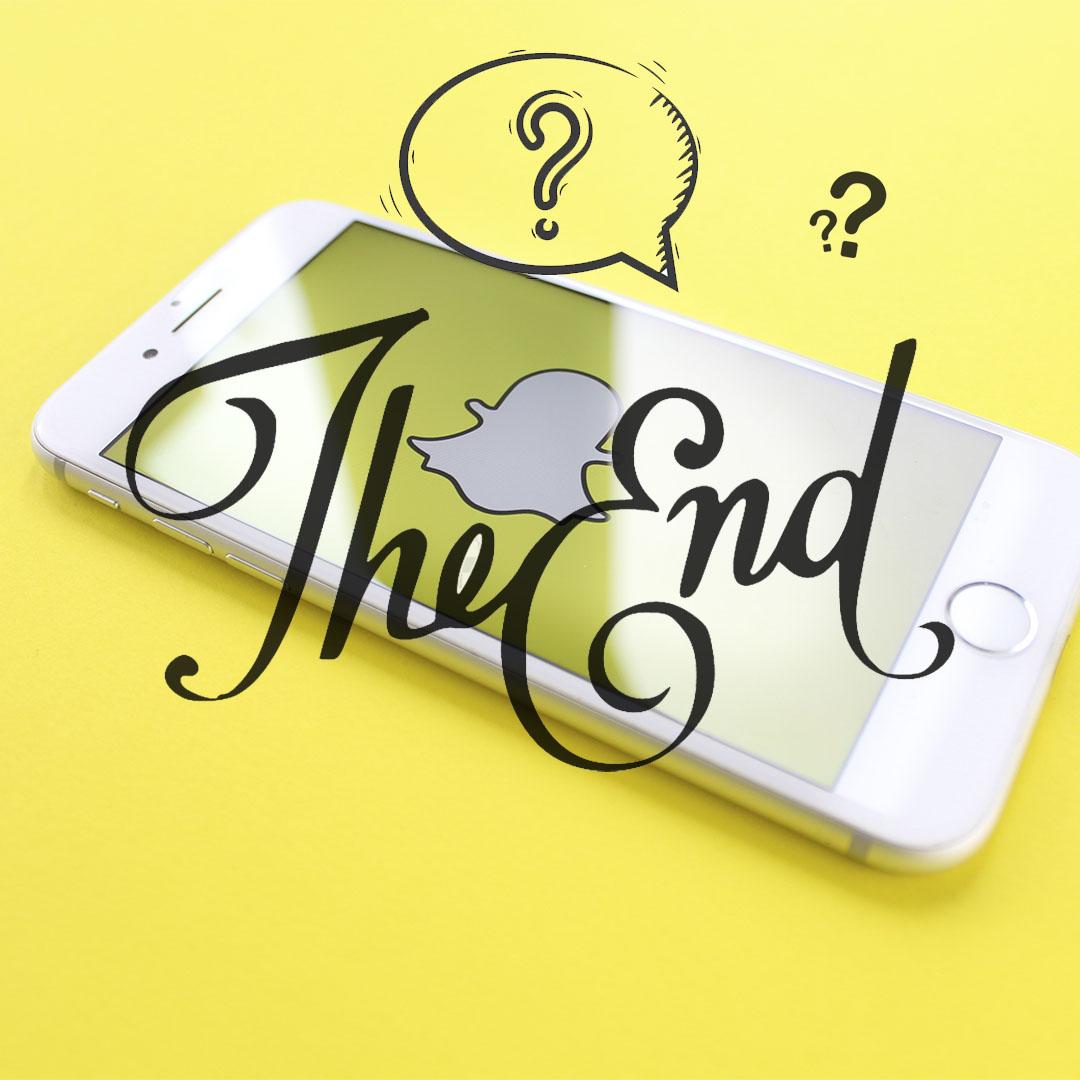 Et si c'était déjà la fin de Snapchat ?