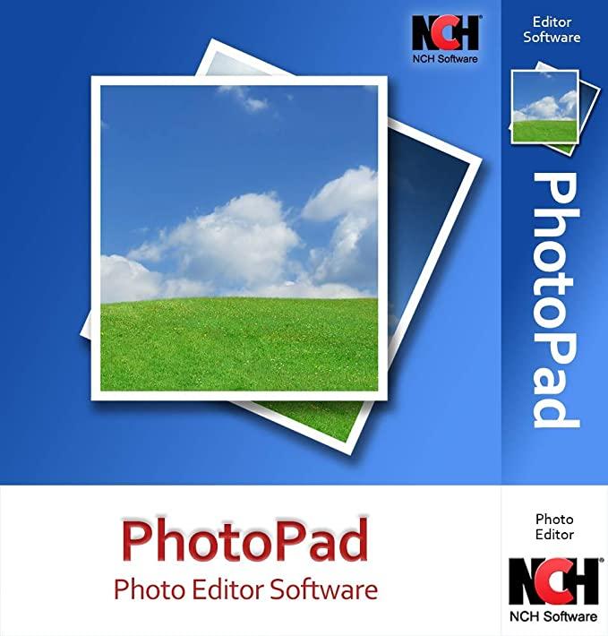 PhotoPad, programme de retouche photo
