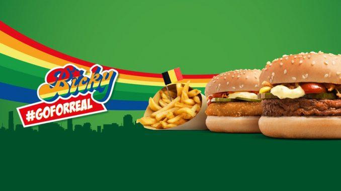 Bicky Burger logo