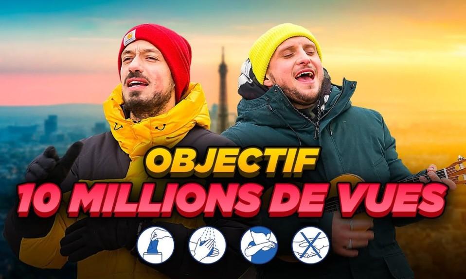 Mcfly & Carlito Macron défi