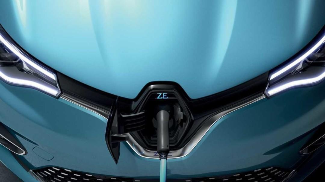 Renault Zoe électrique