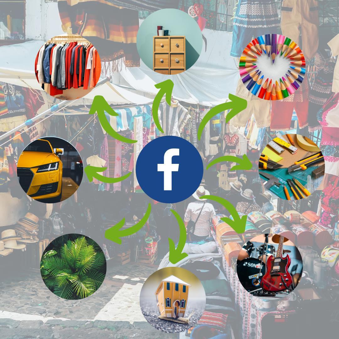 """""""Marketplace"""" de Facebook"""